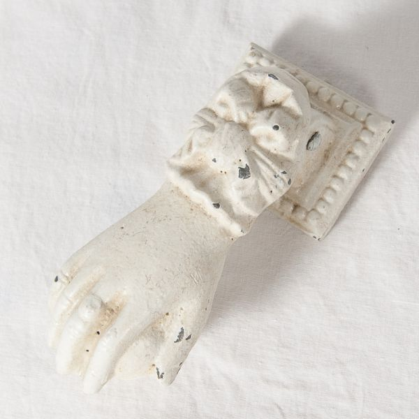 Türklopfer Hand