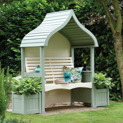 Gartenlauben-Set Orchard Arbour