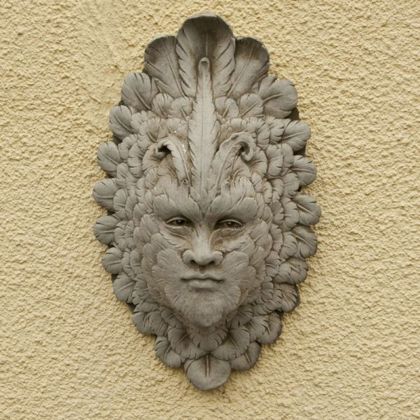 Feathered Greenman