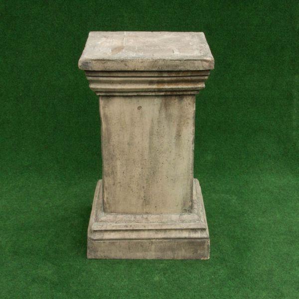 Georgian Plinth, sandsteinfarben