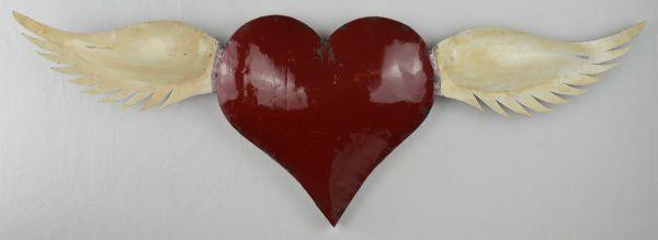 Geflügeltes Herz