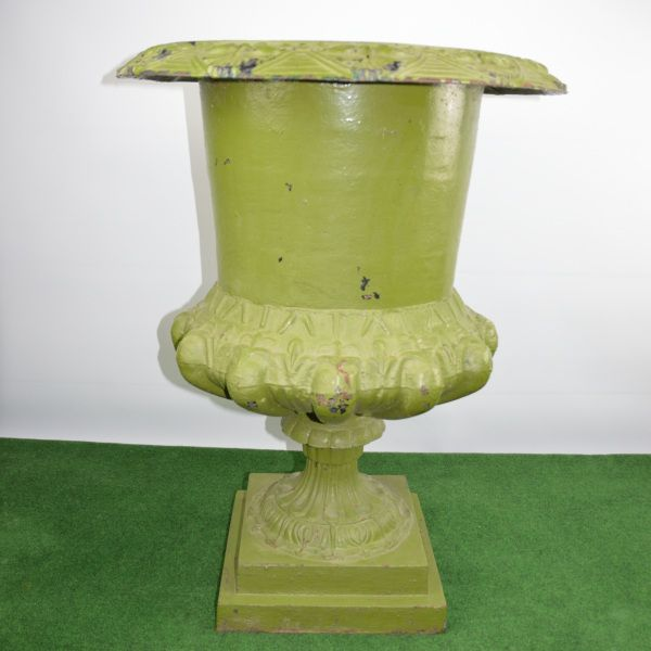Suffolk Pokal Gusseisen
