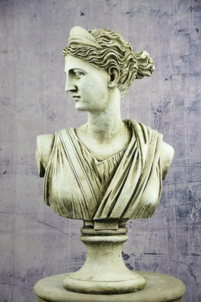 Büste Apollonia