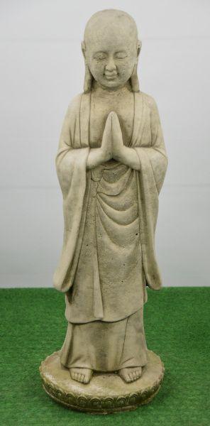 Stehender Mönch