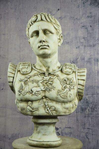 Büste des Caesars