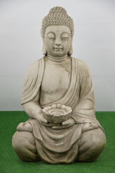 Buddha mit Schale