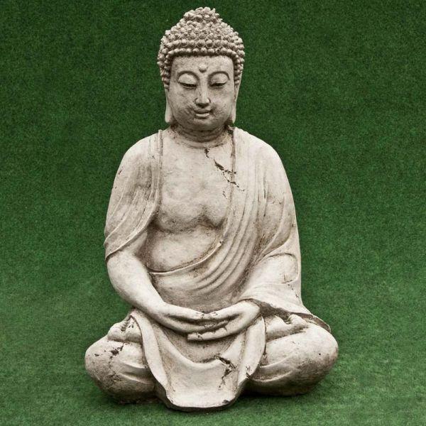 Giant Antique Buddha