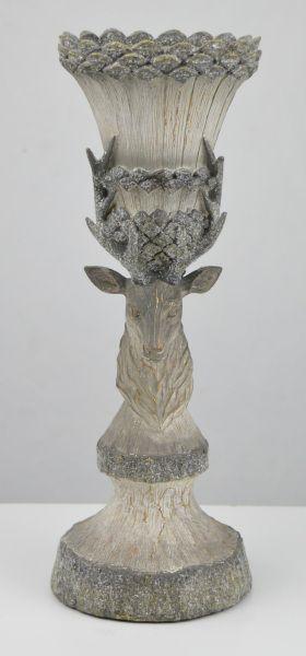 Kerzenständer Hirsch