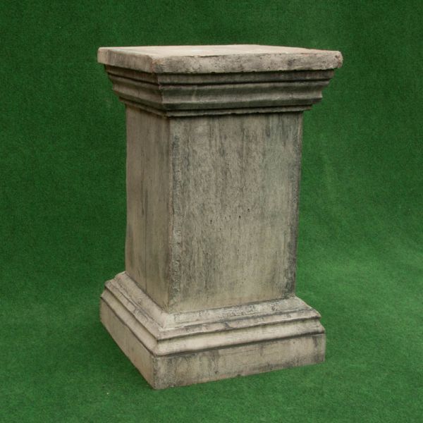 Georgian Plinth, grau